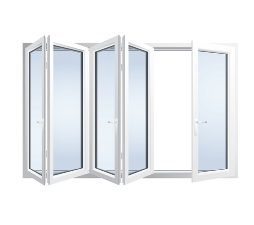 Bi-folding Door Types